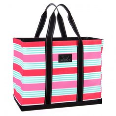 Monogrammed Deano Scout Bag Flamingo Road Bags Monogram Tote Beach