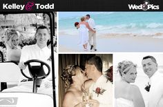 Hear from newlyweds Kelley & Todd on their wedding planning journey, their experience using WedPics and their advice on putting together the perfect wedding!