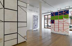 Sadie Coles HQ - The World's 100 Best Art Galleries   Complex CA