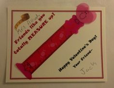 This year's Valentine - 48 bookmark/rulers from OT for $5.50.  Not too shabby for BOTH BOYS CLASSROOM Valentines!