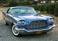 1958 Chrysler 300D Maintenance/restoration of old/vintage vehicles: the material for new cogs/casters/gears/pads could be cast polyamide which I (Cast polyamide) can produce. My contact: tatjana.alic@windowslive.com