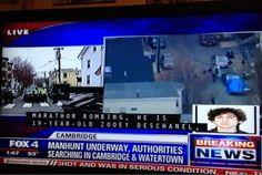 Fox New Closed Captioning claims Boston Bombing suspect was Zooey Deschanel