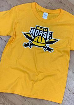 Three Square by Royce Apparel NCAA Womens NCAA Team Color Mascot Aztec Short Sleeve V-Neck T-Shirt
