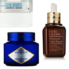 Rank & Style   Top Ten Fashion and Beauty Lists - Anti-Aging Night Creams Under $100 #rankandstyle