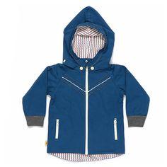 Lækker forårs jakke fra AlbaBaby - Elias Jacket, Blue
