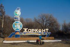 Almost in Zharkent