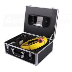 302.68$  Buy here - http://alixzi.shopchina.info/1/go.php?t=32815636080 - 7D1 20M Screen Drain Pipeline Inspection Camera Video Sewer Drain Cleaner Waterproof 20M  Tube Sonde Drain Cleaner Waterproof   #magazine