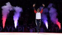 Simone Biles at the 2016 US Olympic Gymnastics Trials