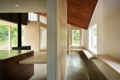 Gallery of Shed Roof House / Hiroki Tominaga-Atelier - 21