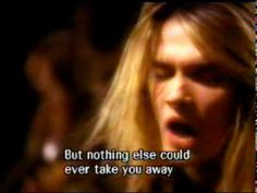 Skid Row - I remember you ...