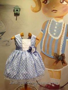 Gutiérrez y Ramos Moda infantil
