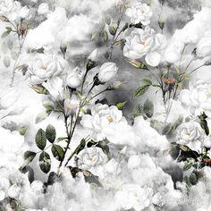 #smoky #white #flower