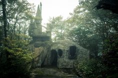 North Carolina's Abandoned 'Wizard of Oz' Theme Park Will Haunt You   The Creators Project