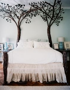 Tree Bed