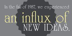 University font download