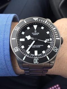 Tudor Pelagos /// Founded 170 years ago, GOBBI 1842 is an official retail store for refined jewelleries and luxury watches such as Tudor in Milan. Check the website : http://www.gobbi1842.it/?lang=en