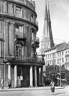 1920 Ephraim-Palais im Nikolaiviertel