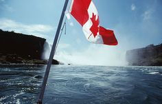 Happy Canada Day weekend, to all the Canadians here at home and abroad (and all the Canadians-at-heart)! Wonderful Places, Great Places, Places To See, Lovely Things, Niagara Falls Ontario, Visit Canada, Canada 150, Happy Canada Day, Quebec City