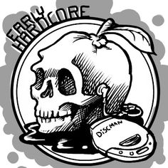 Early hardcore, made for raving madness podcast, skull discman soundcloud.com/raving-madness