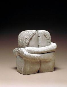 Auguste Rodin, Pierre Auguste Renoir, Brancusi Sculpture, Sculpture Art, The Kiss Sculpture, Stone Sculpture, Modern Sculpture, Rodin Drawing, Art Amour