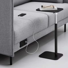Level is a height-adjustable table with a simple, sleek design - perfect for laptop work and collaborative working. Available in an array of RAL colours. Commercial Interior Design, Commercial Interiors, Home Interior Design, Sofa Furniture, Furniture Design, Adjustable Height Table, Bed In Living Room, Ral Colours, Office Seating
