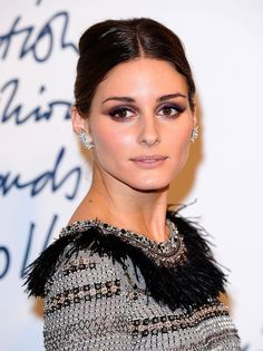 The Olivia Palermo Lookbook : Olivia Palermo at the British Fashion Awards 2011