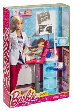 "Amazon.com: ""Barbie Careers Dentist"" Playset"