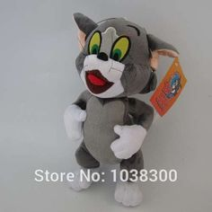 30pcs/lot Free Shipping Tom And Jerry Plush Toy Cat And Mouse Staffed Soft Toy Wholesale #baby   30pcs/lot Free Shipping Tom And Jerry Plush Toy Cat And Mouse Staffed Soft Toy Wholesale Features : Stuffed & Plush,Educational Item Type : Animals Type : Cushion/Pillow Filling : PP Cotton  http://www.babystoreshop.com/30pcslot-free-shipping-tom-and-jerry-plush-toy-cat-and-mouse-staffed-soft-toy-wholesale/
