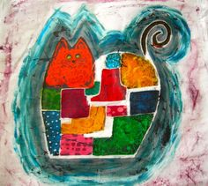Dharma Trading Co. Featured Artist: Carla Delgado- batik