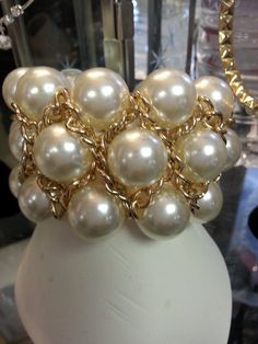 Jewelry Bracelet Pearl and Gold | Dylan's Unique Gifts & Weddings