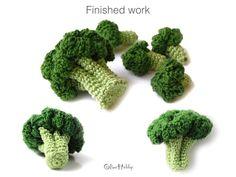Crochet Pattern Free, Crochet Patterns, Fruits En Crochet, Crochet Food, Diy Crochet, Really Good Stuff, Food Patterns, Types Of Stitches, Play Food