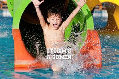 Typhoon Texas Waterpark |  We have season passes!  Tickets are 39.99 for weekdays.  You can get $8 off per ticket with a pepsi can??  Kind of expensive without season passes.  But if you guys decide to go, but don't want to go alone, let us know!