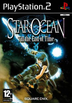 Star Ocean: Till the End of Time is the fourth game in the Star Ocean series. The game takes place 400 years after the third game, Star Ocean: Blue Sphere. Final Fantasy, Oceans Series, Ps2, Giant Bomb, Star Ocean, Manga News, Time Games, Version Francaise, Till The End
