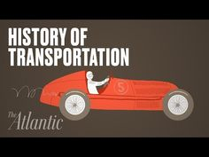 Junior Step 1: Explore Mobility Over Time -- An Animated History of Transportation - YouTube Girl Empowerment, Past Present Future, Personal History, Self Driving, Cub Scouts, Public Transport, Canoe, Science And Technology, Concept Cars