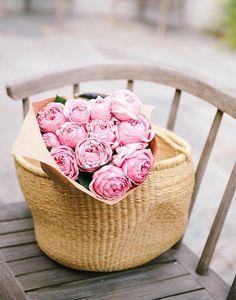 Thishand-wovenbasket is one of Lauren Conrad's favorite gift picks.