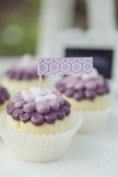 ombre cupcakes    #cupcakes #ombre
