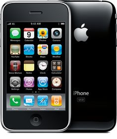 My first iPhone 3. Never owned a S version. But gotta start somewhere.
