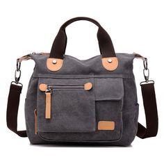 148cd934f241 New 2016 Women Bag Canvas Handbags Messenger bags for Women Handbag  Shoulder Bags Designer Handbags High Quality bolsa feminina. Totes
