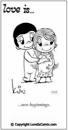 Love Is... New Beginnings