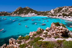Holiday around Porto Rafael, Sardinia  Photo credit: L'Isola di Spargi - by M.Billy