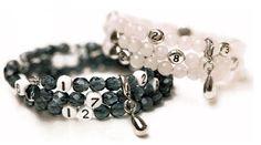 Bracelets et bagues future maman - Pour savoir où vous en êtes avec les tétées Bracelet allaitement