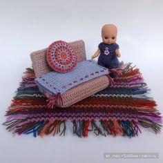 Спокойной ночи, малыш / Домики для кукол, мебель своими руками. Коляски, кроватки и другое / Бэйбики. Куклы фото. Одежда для кукол