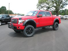 Rocky Ridge Trucks Ford Page