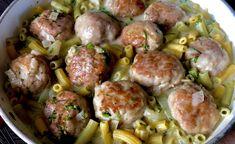 Dania jednogarnkowe - Blog z apetytem Polish Recipes, Potato Salad, Grilling, Oven, Pork, Food And Drink, Blog, Dinner, Vegetables