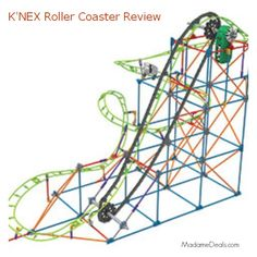 paper roller coaster instructions