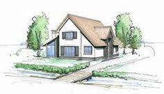 Afbeeldingsresultaat voor architectuur villa