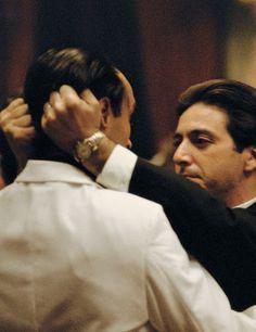`El padrino II´ The Godfather Poster, The Godfather Part Ii, Godfather Movie, Godfather Series, Corleone Family, Don Corleone, Andy Garcia, Kevin Costner, Marlon Brando