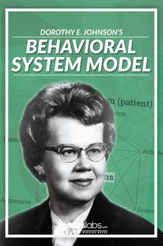 Dorothy E. Johnson – Pioneer of Behavioral System Model