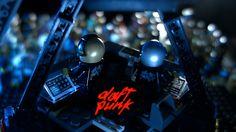 "LEGO Ideas - Daft Punk ""Alive2014"""
