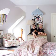 Dormitorul din mijloc
